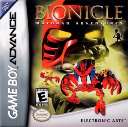 Bionicle - Matoran Adventures [USA] image