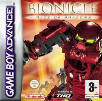 Bionicle : Maze of Shadows [Europe] image