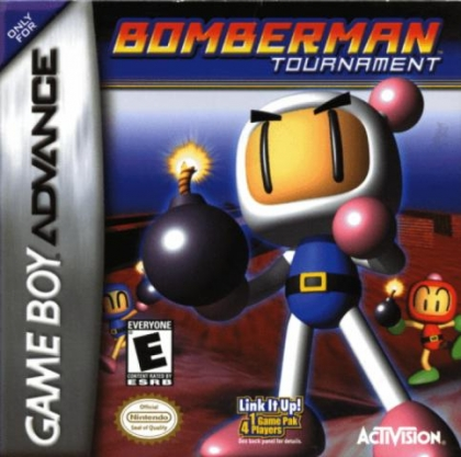 Bomberman Tournament [USA] image