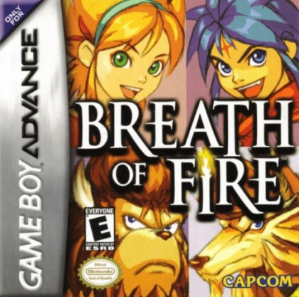 Breath of Fire [Europe] image