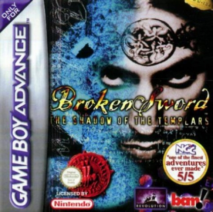 Broken Sword: The Shadow of the Templars [Europe] image