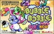 logo Emuladores Bubble Bobble : Old & New [Japan]