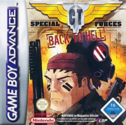 CT Special Forces : Back to Hell [Europe] image