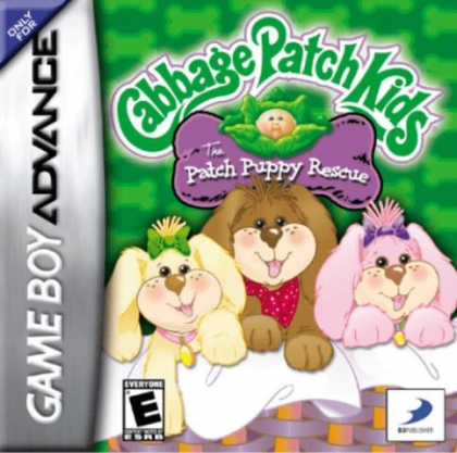 Cabbage Patch Kids - The Patch Puppy Rescue [USA] image