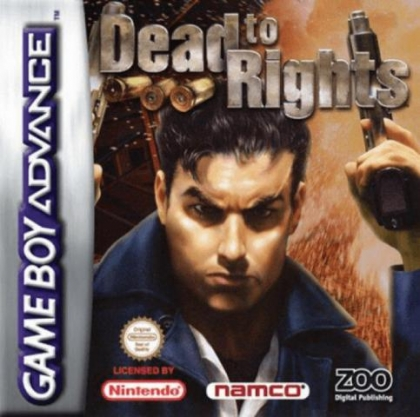 Dead to Rights [Europe] image