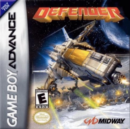 Defender : For All Mankind [Europe] image