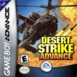 logo Emulators Desert Strike Advance [USA]