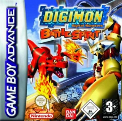 Digimon Battle Spirit [Europe] image
