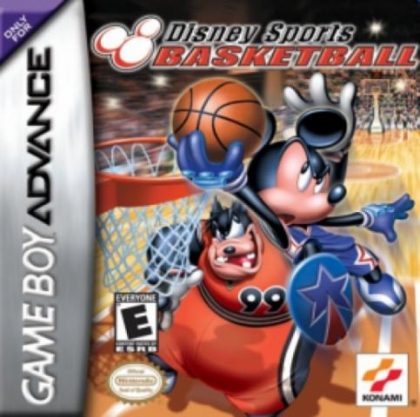 Disney Sports Basketball [USA] image