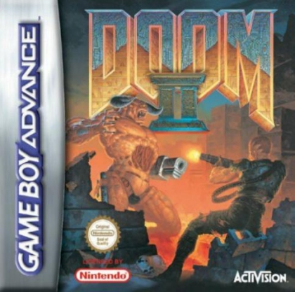 Doom II [Europe] image
