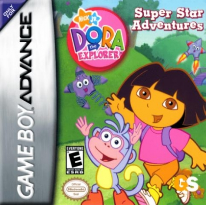 Dora the Explorer : Super Star Adventures! [Europe] image