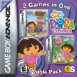 logo Emulators Dora the Explorer Double Pack [USA]