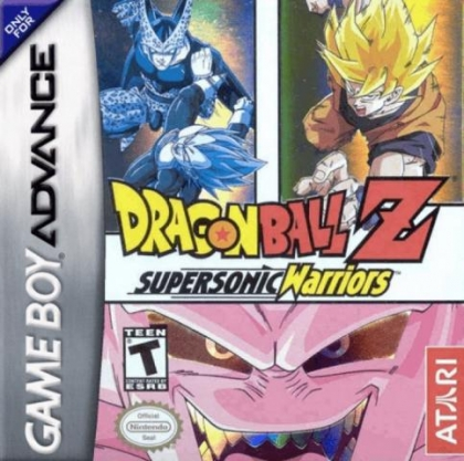 Dragon Ball Z : Supersonic Warriors [USA] image