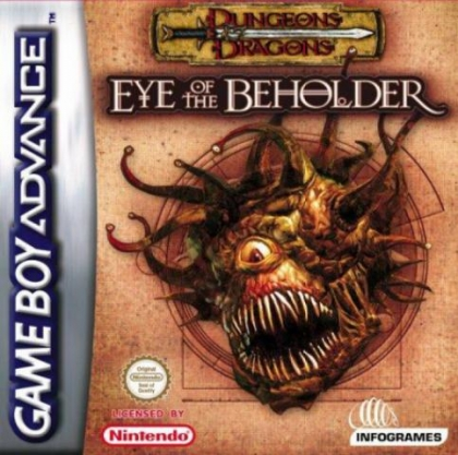 Eye of the Beholder [Europe] image