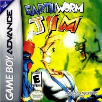 Earthworm Jim [USA] image