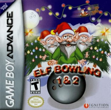 Elf Bowling 1 & 2 [USA] image