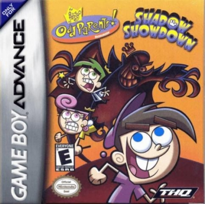 Fairly OddParents!, The - Shadow Showdown [Europe] image