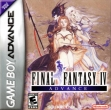 logo Emuladores Final Fantasy IV Advance [Japan]