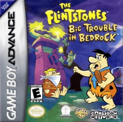 The Flintstones : Big Trouble in Bedrock [Europe] image