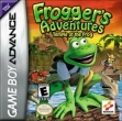 Логотип Emulators Frogger's Adventures : Temple of the Frog [Europe]