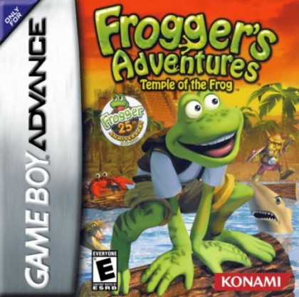 Frogger's Adventures : Temple of the Frog [USA] image