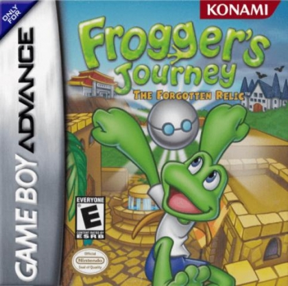 Frogger's Journey : The Forgotten Relic [USA] image