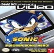 Logo Emulateurs Game Boy Advance Video : Sonic X, Volume 1 [USA]