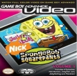 logo Emulators Game Boy Advance Video : SpongeBob SquarePants, Volume 1 [USA]