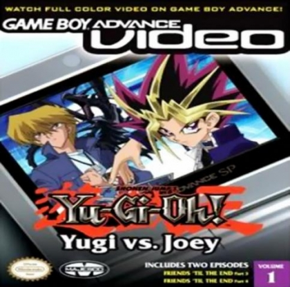 Game Boy Advance Video - Yu-Gi-Oh! - Yugi vs. Joey [USA] image