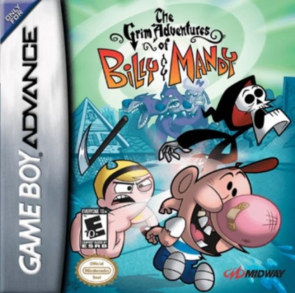 the grim adventures of billy and mandy ps2 iso