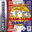 logo Emulators Hamtaro : Ham-Ham Games [Europe]