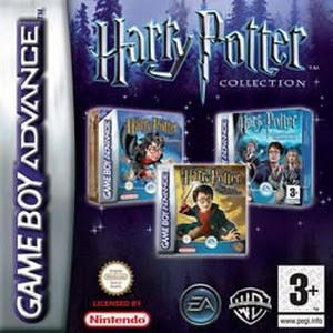 Harry Potter Collection Europe Nintendo Gameboy Advance Gba Rom