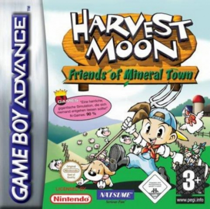 Harvest Moon : Friends of Mineral Town [Germany] image