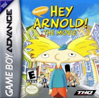 Hey Arnold ! The Movie [Europe] image