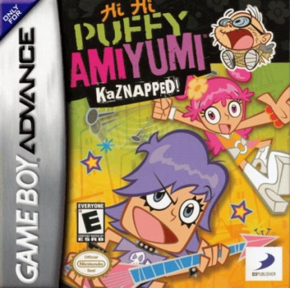 Hi Hi Puffy AmiYumi [Japan] image