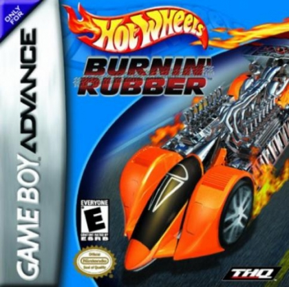 Hot Wheels : Burnin' Rubber [USA] image