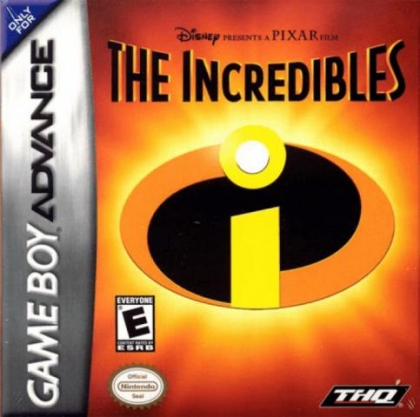The Incredibles [Europe] image