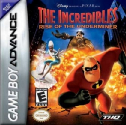 The Incredibles: Rise of the Underminer [USA] image