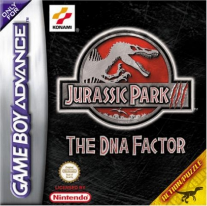 Jurassic Park III : The DNA Factor [Europe] image