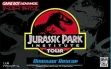 logo Emulators Jurassic Park Institute Tour : Dinosaur Rescue [Japan]