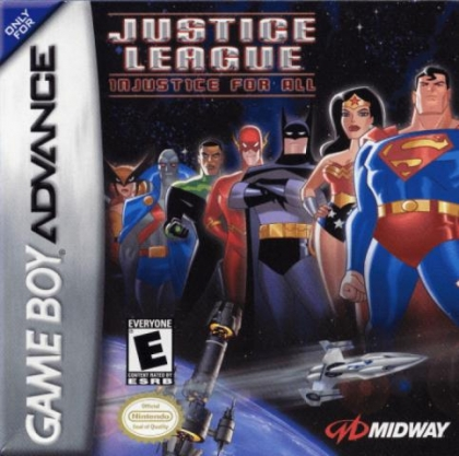 Justice League : Injustice for All [USA] (Beta) image