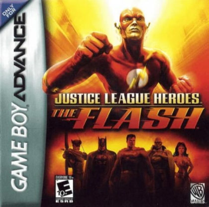 Justice League Heroes - The Flash [Europe] image