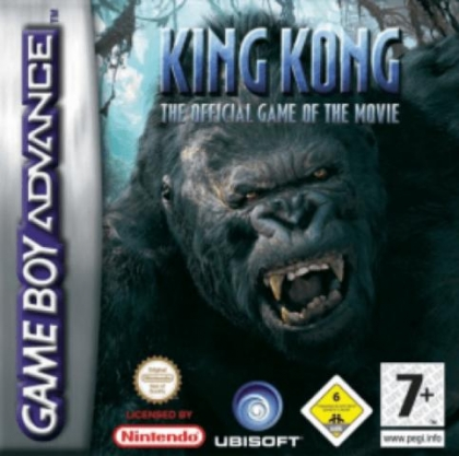 King Kong : The Official Game of the Movie [Europe] image