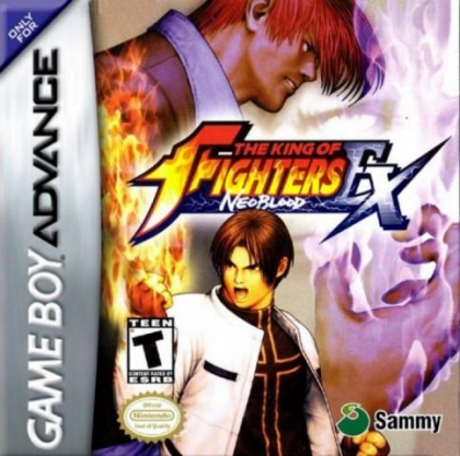 The King of Fighters EX : Neoblood [USA] image