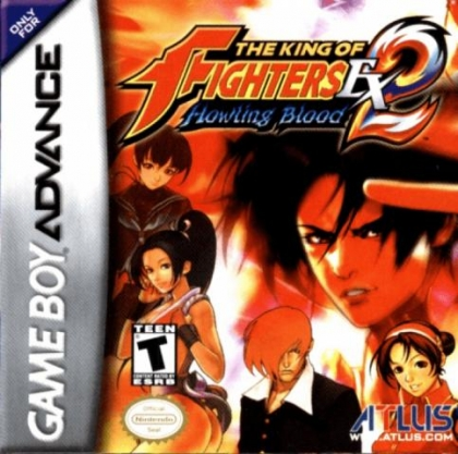 The King of Fighters EX 2 : Howling Blood [Europe] image