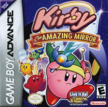 Kirby & the Amazing Mirror [USA] image