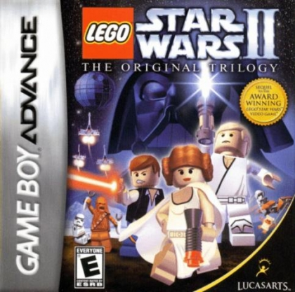 Lego Star Wars Ii The Original Trilogy Usa Nintendo Gameboy Advance Gba Rom Download Wowroms Com
