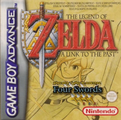 The Legend of Zelda : A Link to the Past & Four Sw [Europe