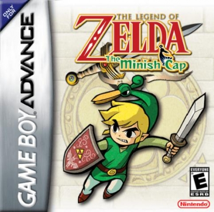 rom the legend of zelda the minish cap