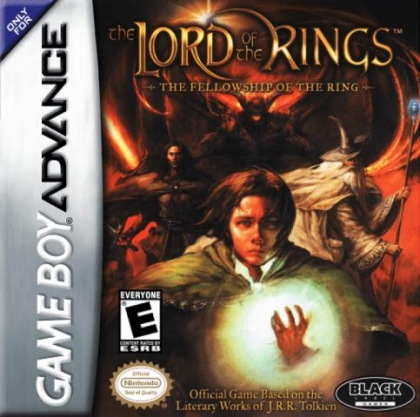 The Lord of the Rings: The Fellowship of the Ring [Europe] image